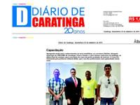 Jornal Diário De Caratinga